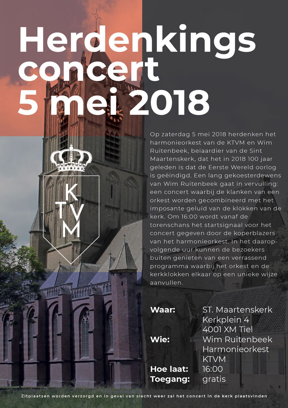Herdenkingsconcert • KTVM.nl